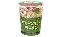 タイの台所 カップグリーンカレーラーメン