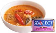 SEALECTツナカレー缶レッド(缶詰)