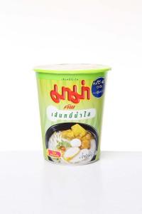 センミーナムサイ(透明スープのビーフン麺)