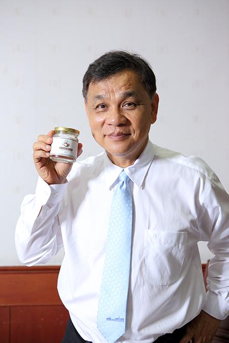 チャオコーの代表、Mr. Kieatisak Theppadungporn