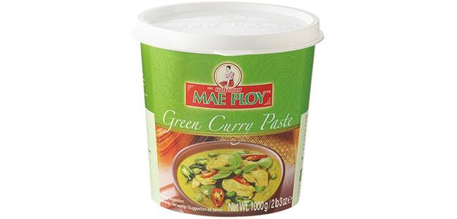 メープロイグリーンカレーペースト 400g・1kg